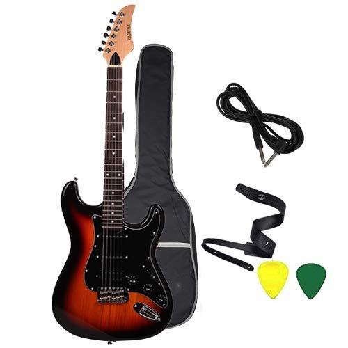 Kadence AstroMan Electric Guitar, 21 FRETS, ROSEWOOD FRETBOARD, H - S - S PICK...