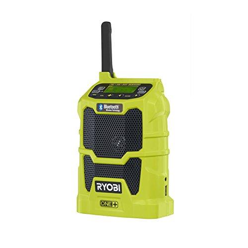 professionnel comparateur Radio-réveil Ryobi R18R-0 / MP3 choix