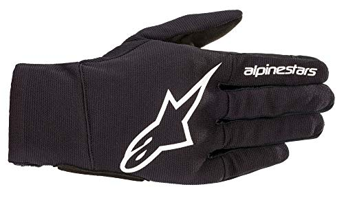 Alpinestars Reef Motorrad Handschuhe Schwarz L