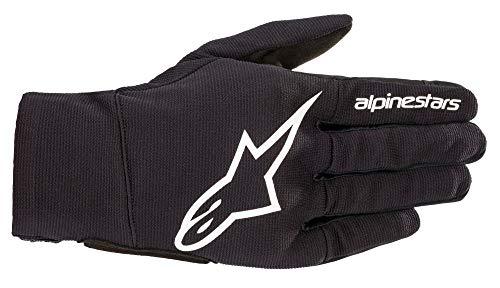 Alpinestars Reef Motorrad Handschuhe Schwarz S