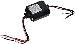Hubbell Building Automation UVPP Universal Voltage Power Supply for Low-Voltage OMNI and LightHAWK Occupancy Sensors, Black by Hubbell Building Automation