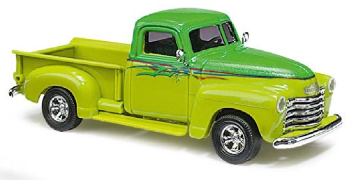 Busch Voitures - BUV48229 - Modélisme - Chevrolet Pick-up - 1950