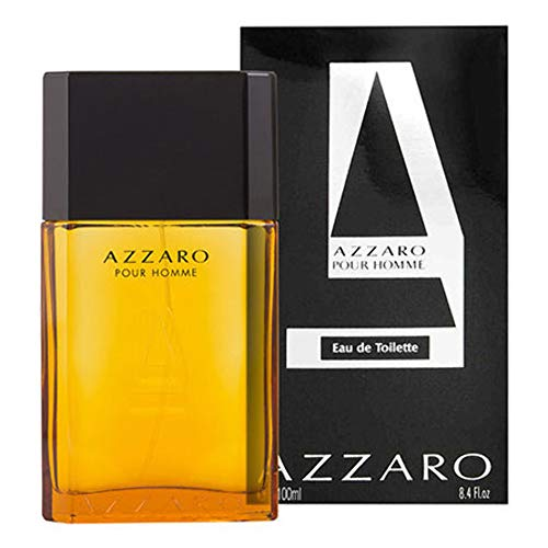 Azzaro Azzaro pour Homme 100 ml EDT Spray Perfumes para Hombre Negro Talla 100 ml EDT Spray