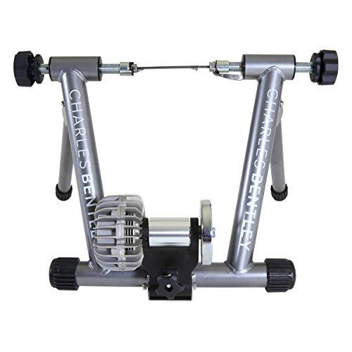 Bentley - Rullo per Allenamento Ciclismo casa Indoor per Strada/Montagna