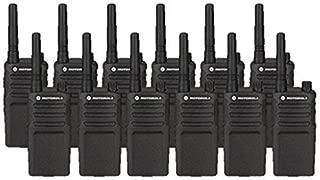 12 Pack of Motorola RMM2050 Two way Radio Walkie Talkies