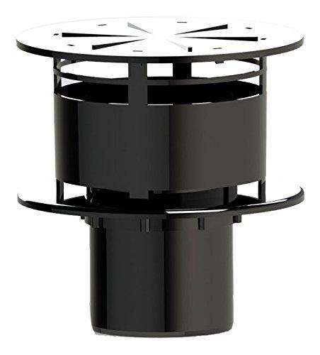 chimeplast 8125dfv58–Kanäle und Komponenten für Entsorgung Rauchmelder (Einheitsgröße)
