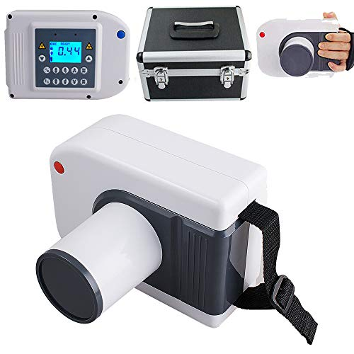 zorvo Dental Digital Ray System Handheld 30KHz High Frequency Imaging Machine Portable Wireless Film Unit with Protective Case 【USA】