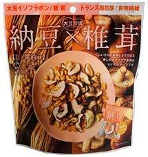MDホールディングス 大豆習慣 納豆 ( だし醤油味 )× 椎茸 30g×6袋