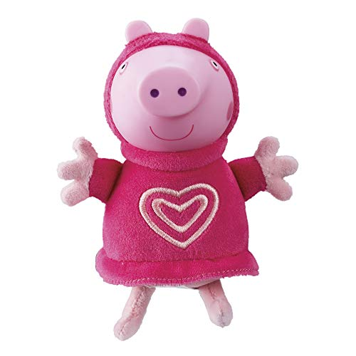 Peppa Pig - Peluches con luz Glow Friends (Peppa)