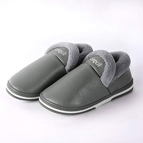 Pantoffels voor dames, winter, katoen, pantoffels, pluche, warmte, zachte dames, knuffelig, slippers, viltpantoffels, uniseks