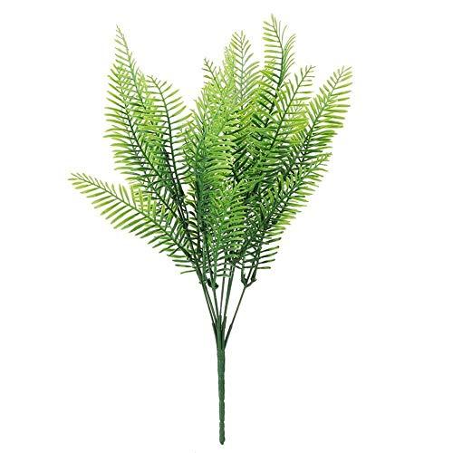 Tarente Kunststoff künstliche gefälschte Wasserpflanze Gras Office Home Garten Landschaft Dekor (4#)