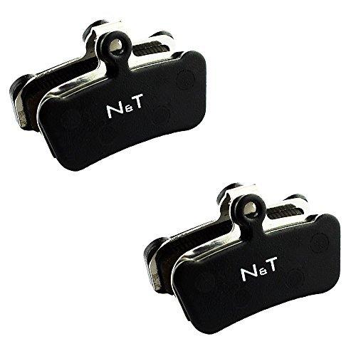 2x Noah and theo nt-bp021 / SM Semi Metálico PASTILLAS FRENO DE...