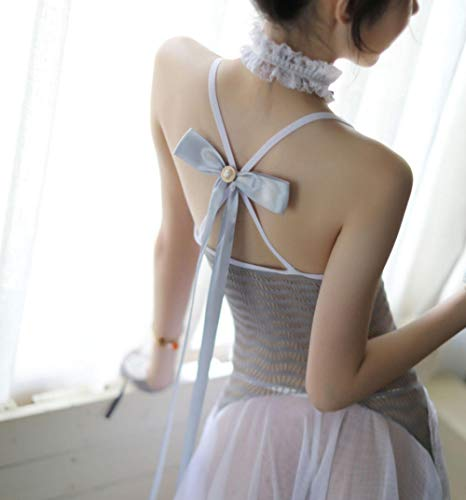 MEN.CLOTHING-LEE Corsés para Mujer Ropa de Dormir para Mujer Ropa Interior erótica...
