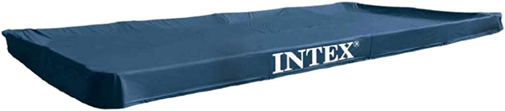 Intex 28039 - Cobertor piscina rectangular Prisma/small frame 460 x 226 cm