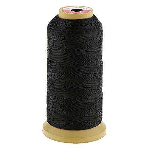 5 Couleur 1000 m 210d Tresse de cheveux Frange coudre à coudre Tissage Tissage extension des Perruques Décor Filetage