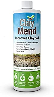 ClayMend Improve Your Clay Soil 16 oz