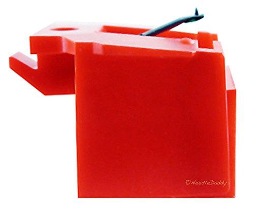 Diamantnadel für AIWA PXE800 MK2 PXE850 PXE860K PXE88, Rot