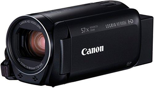 Canon - Legria HF R806 - Caméscope Noir