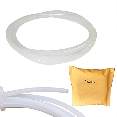 Yuauy 4m Long Inner Cable Tube Liner Protection Universal for Mountain Bike Road Bicycle Brake Cable Shift Derailleur Cable Replacement