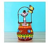 Handgemachte Kristallfarbenflaschen, handgemachte Bastelsets, selbstgemachte Vasen@A5
