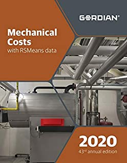 Mechanical Costs With RSmeans Data 2020 (Means Mechanical Cost Data)