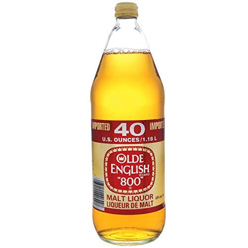 OLDE ENGLISH 800® - Malt Liquor 40oz. (1,183 Liter) (5,9% Vol.) inkl. 0,25 € DPG-Pfand