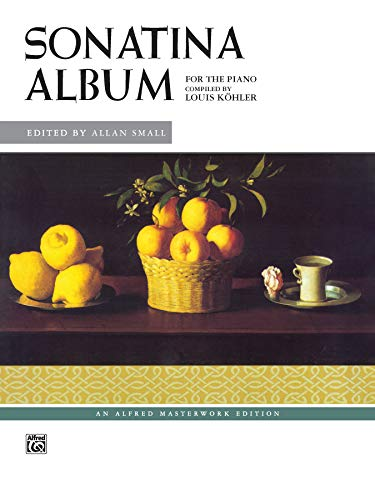 Sonatina Album: A Collection of Favorite Sonatinas, Rondos, and Other Pieces for the Piano