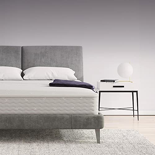 Signature Sleep Contour 8' Reversible Mattress, Independently Encased Coils, Bed-in-a-Box, Full