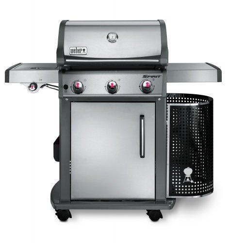 Weber-Stephen 46700579 Spirit S-320 Premium, Gasgrill, Edelstahl