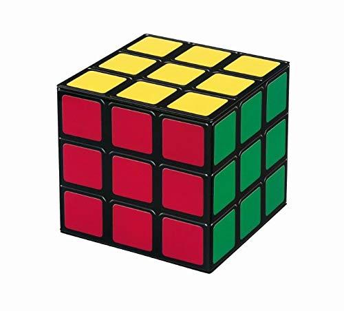 Rubik's–Cubo de Almacenamiento de hojalata, diseño de Cubo de Rubik finalizado