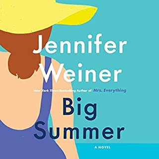 Page de couverture de Big Summer