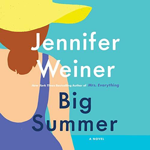 Big Summer audiobook cover art