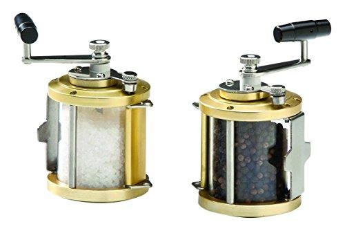 Galleyware Ocean Reel Salt & Pepper Mills