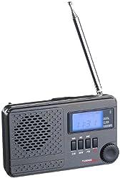 auvisio Weltradio: Weltempfänger WWR-100.mp3 mit DSP-Rauschunterdrückung & MP3 (UKW Radio)