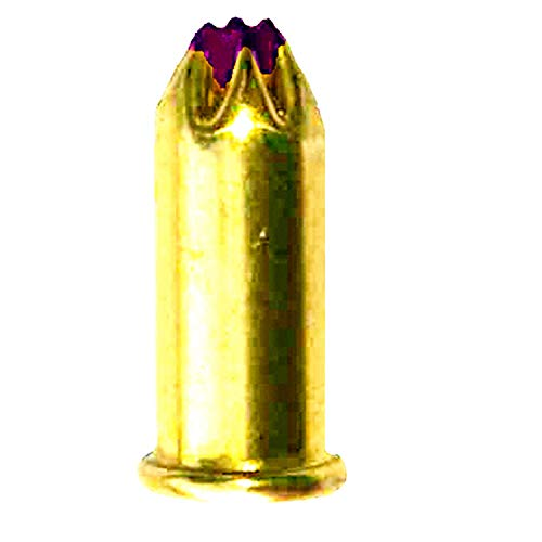 0.22 Caliber Purple Single Shot Powder Loads, High Velocity Strong Power Fasteners Power Loads (100-Count) (Level 6)