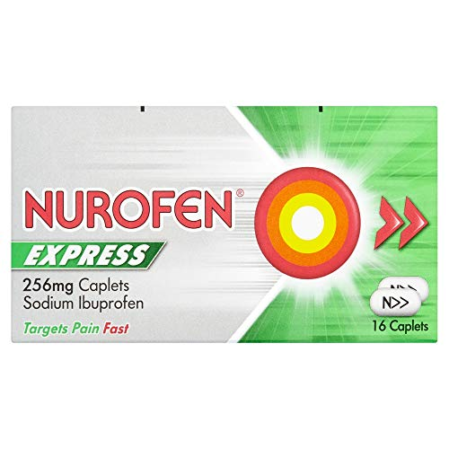 Nurofen Express Pack of 16