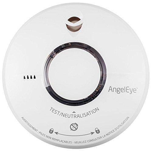 No Name - Rauchmelder Angeleye ELEGANCE EXPERT ST 620 Akkulaufzeit 10 Jahre - 10 Jahre Garantie