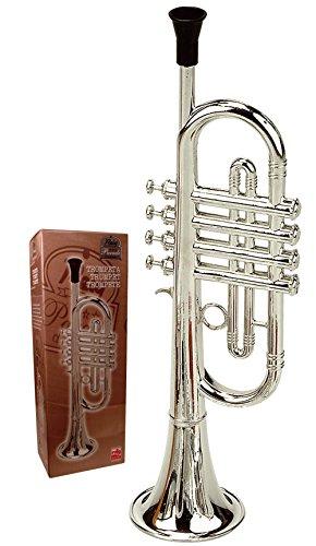 REIG Trompete Parade TrompeteDeluxe für Kinder 41 cm lang