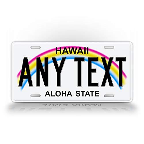 Best hawaii license plate
