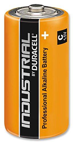 Duracell Industrial LR14 Batterie (Alkaline), C/Baby (10-er Pack)
