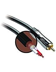 QED–Cable de subwoofer (3m)