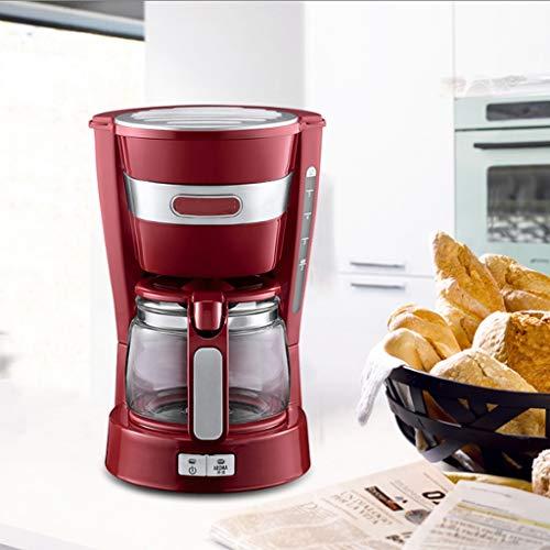 JYDQB Kaffeemaschine Haushalts Mini Halbautomatische Drip Filter Kaffeemaschine Haushalts Teekanne Kaffeevollautomat (Color : C)