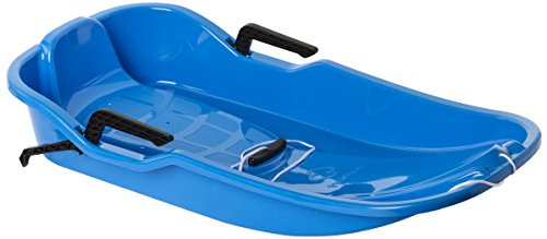 Hamax Schlitten Bob Rocko Sno Glider, Light Blue, One Size