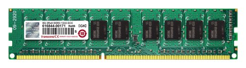 Transcend 8GB Arbeitsspeicher für Apple MacPro 2010/2012DR,x8 (DDR3 1333)