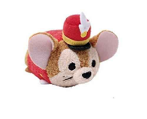Posh Paws Peluche Tsum Tsum Dumbo Disney 8cm (Timothy)