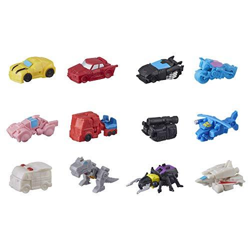 Transformers E4485EU4 TRA Spielzeuge Cyberverse Tiny Turbo Changers Serie, Mehrfarbig