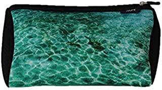 Abby Marshall AM16 Rockpool Cosmetic Case, Turquoise, 26cm x 13cm x 17cm