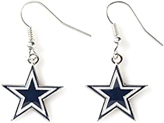 NFL Logo Dangler Earrings
