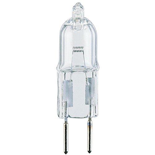 Universal-Halogen-Glühbirne für Dunstabzugshauben, 20 W, G4, 2-polig, 1 Glühbirne, Energieeffizienzklasse B