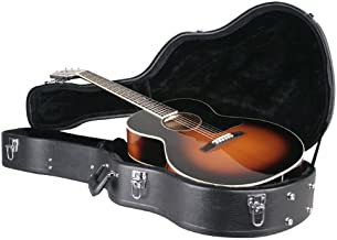 Guardian CG-022-P Deluxe Archtop Hardshell Case, Small Body Guitar